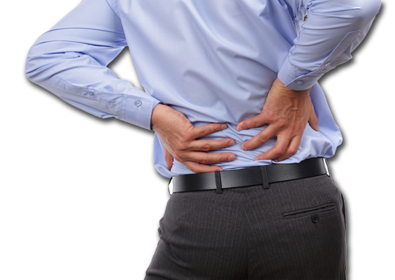 Chiropractic Care for Slider Back Pain