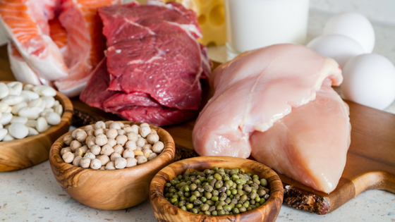 Benefits of Adding More Protein Into Your Diet