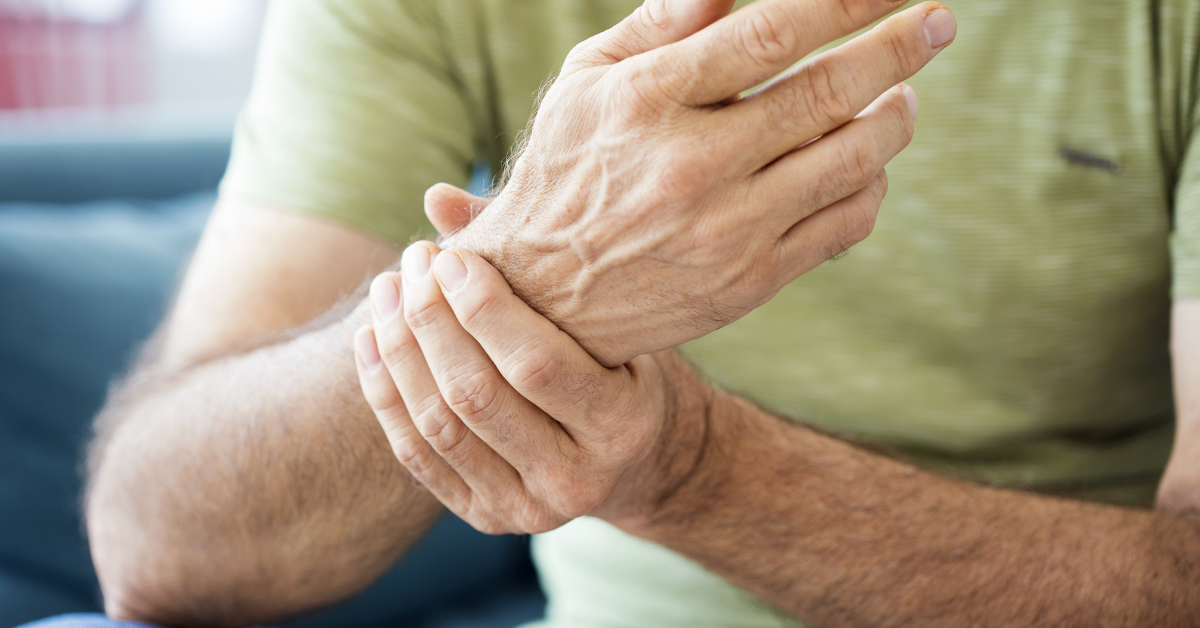 5 Causes of Wrist Pain